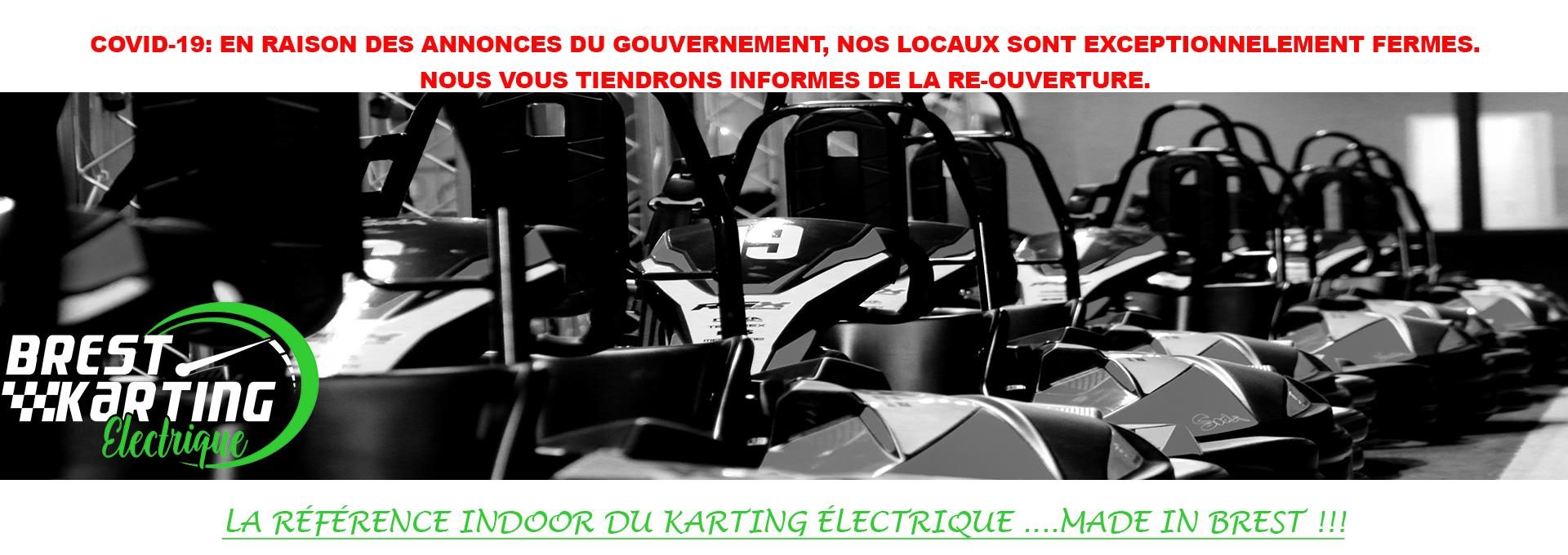 Brest Karting Electrique